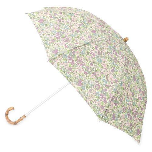Cou Pole リバティ折りたたみ日傘 ¥10,120