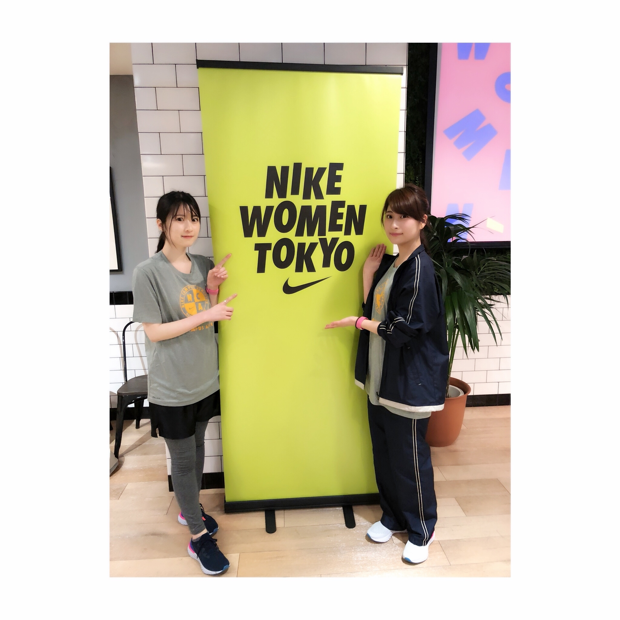 NIKE WOMEN'sRUN♡kickoff party_1_1
