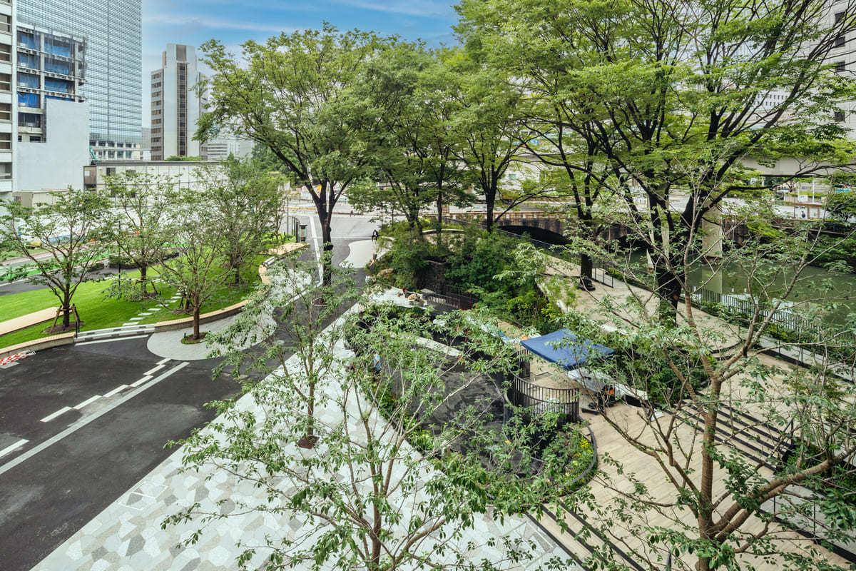 東京駅近くに緑豊かな空間「TOKYO TORCH Terrace」がグランドオープン_1_2