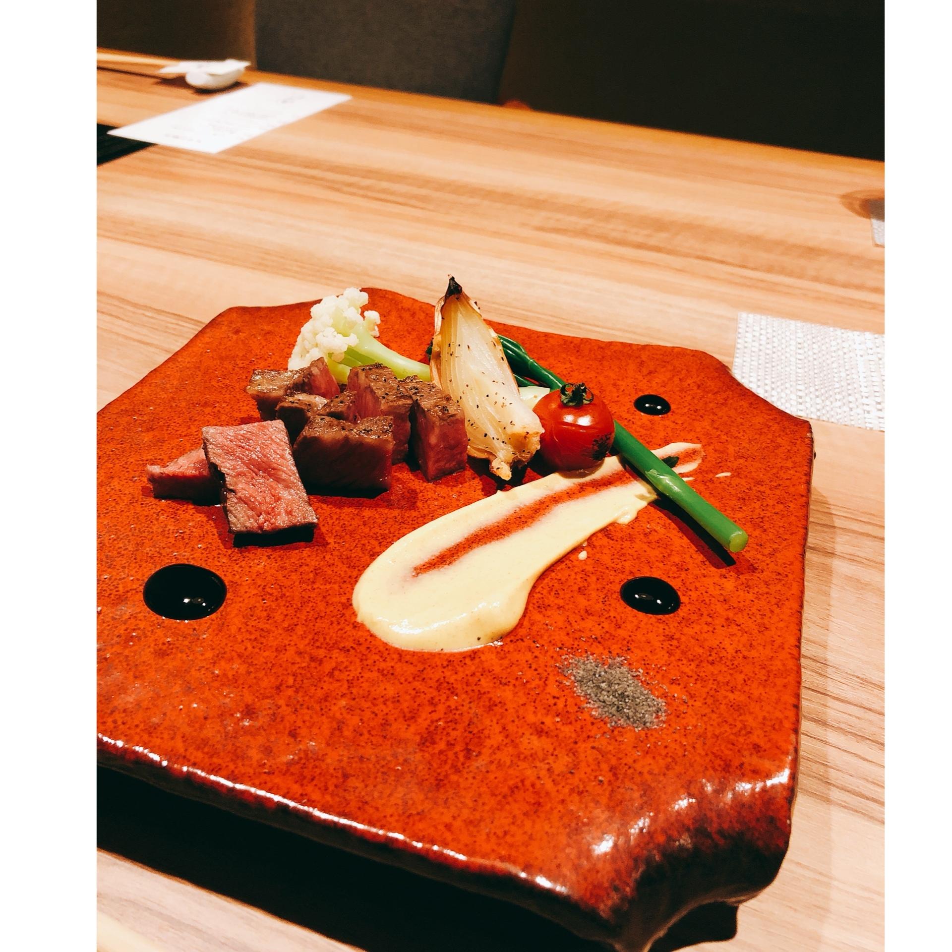神楽坂で肉会席_1_2-1