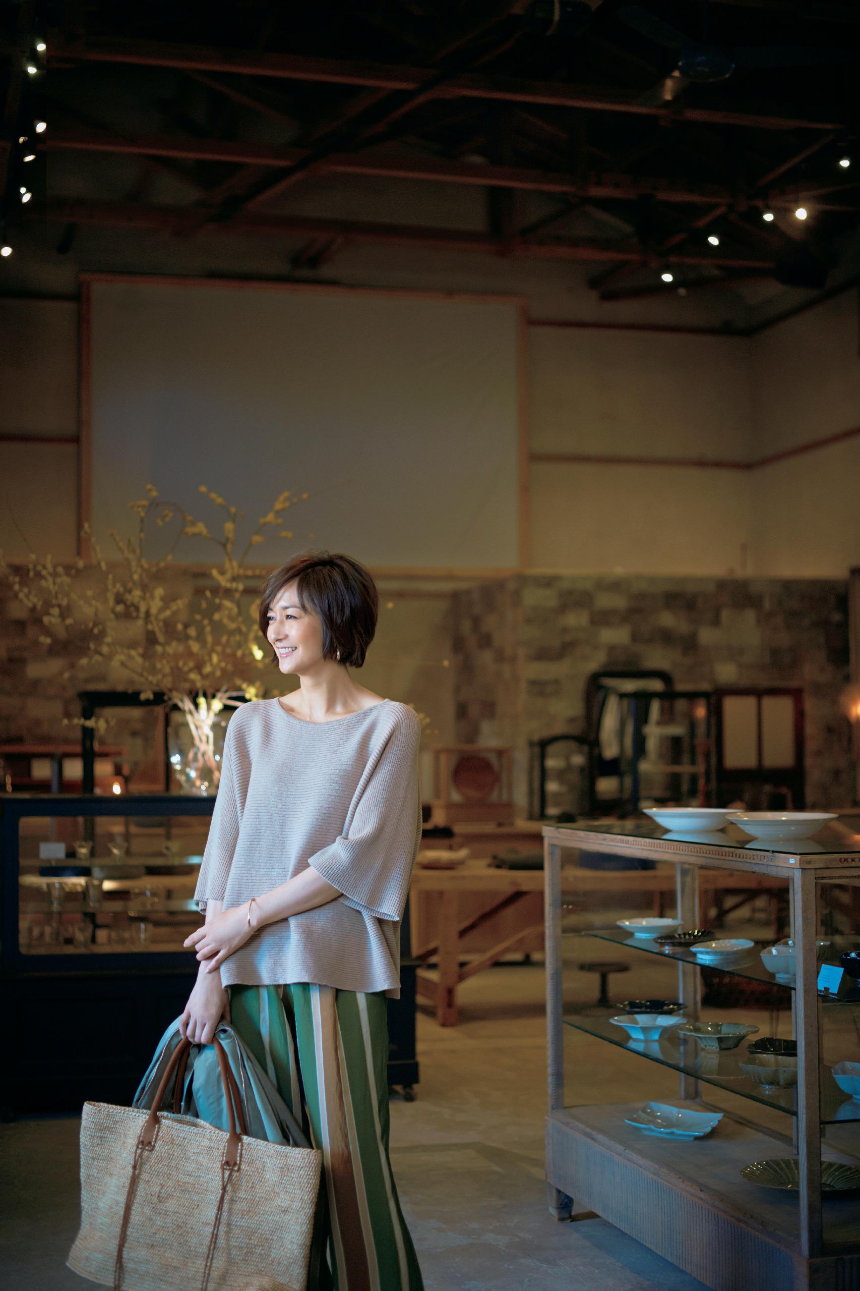 富岡佳子さんが案内する器の里「益子」の旅スポット五選_1_1