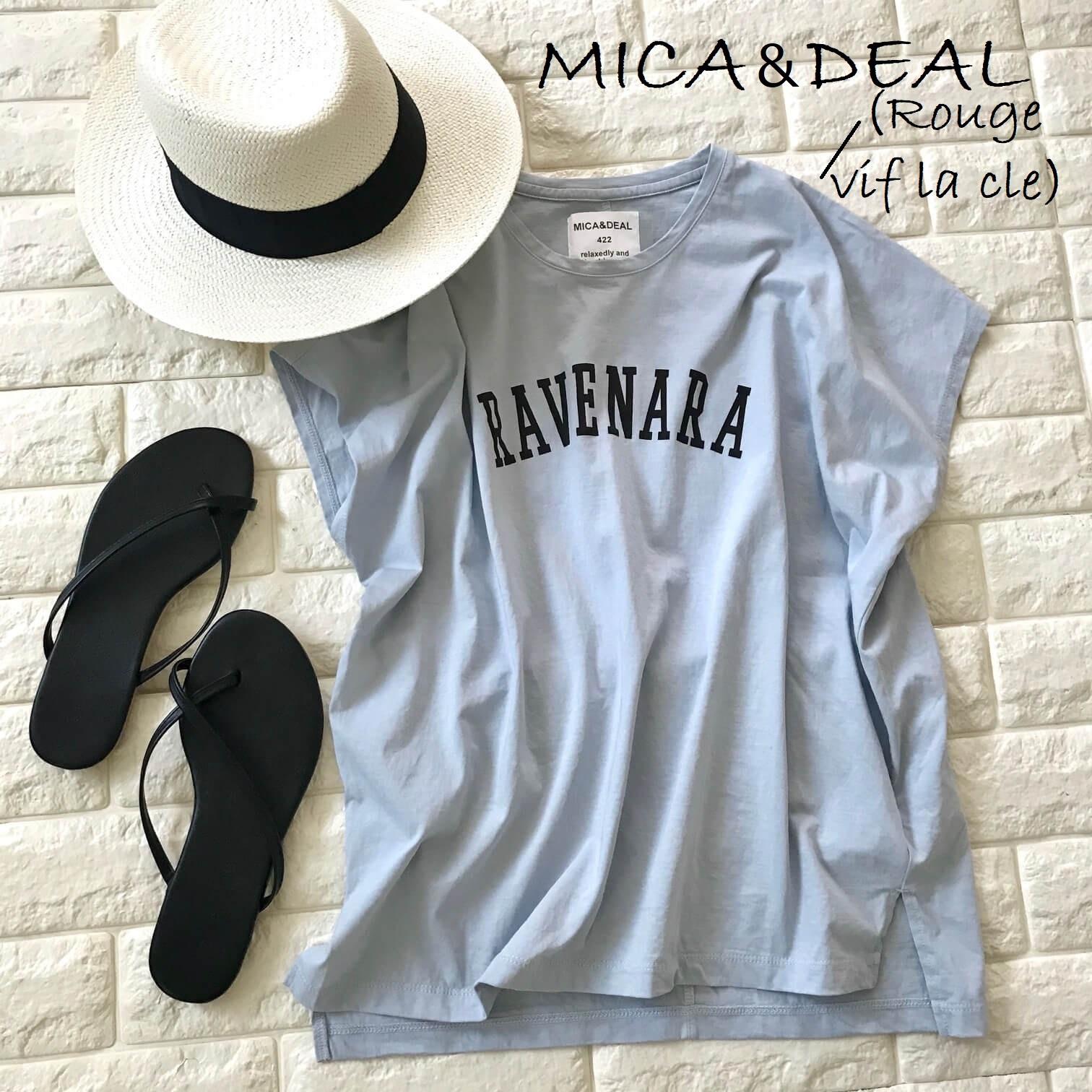 MICA&DEALのTシャツ画像