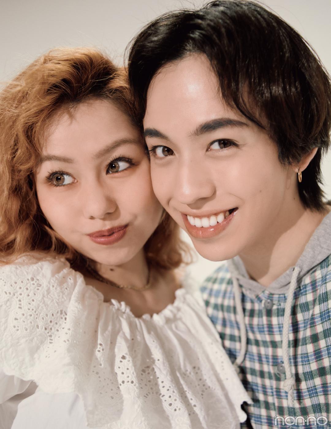 ぺこ&りゅうちぇるに「結婚、出産、子育て」についてインタビュー