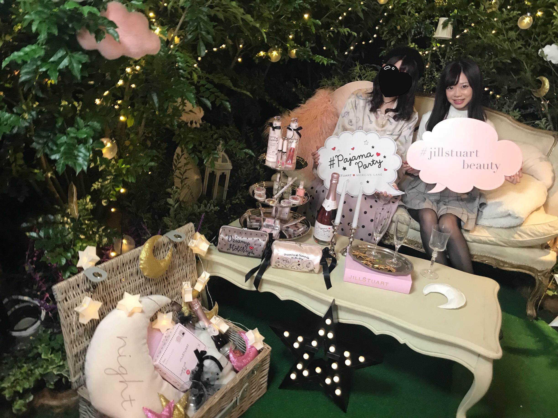 Vol.29♡ 3日間限定!JILL STUARTのパジャマパーティー?!_1_4