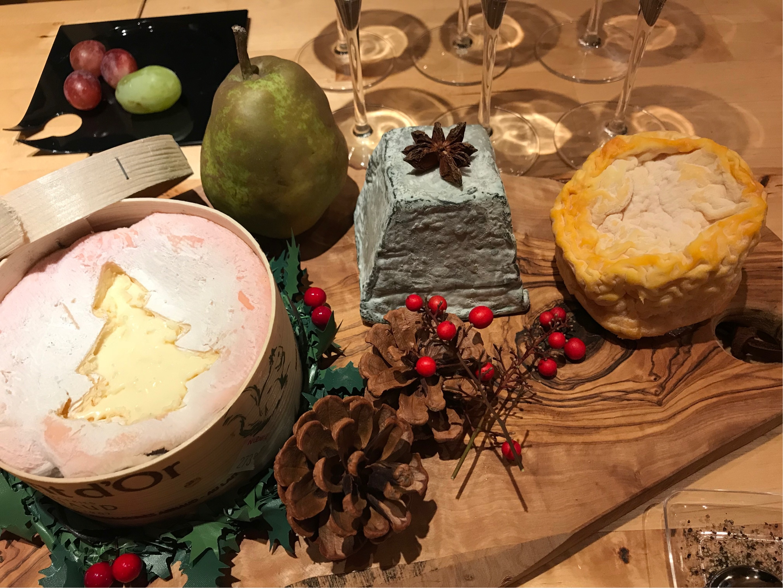 Xmasパーティーにおススメ♡美味しすぎるチーズ「モンドール」!_1_1