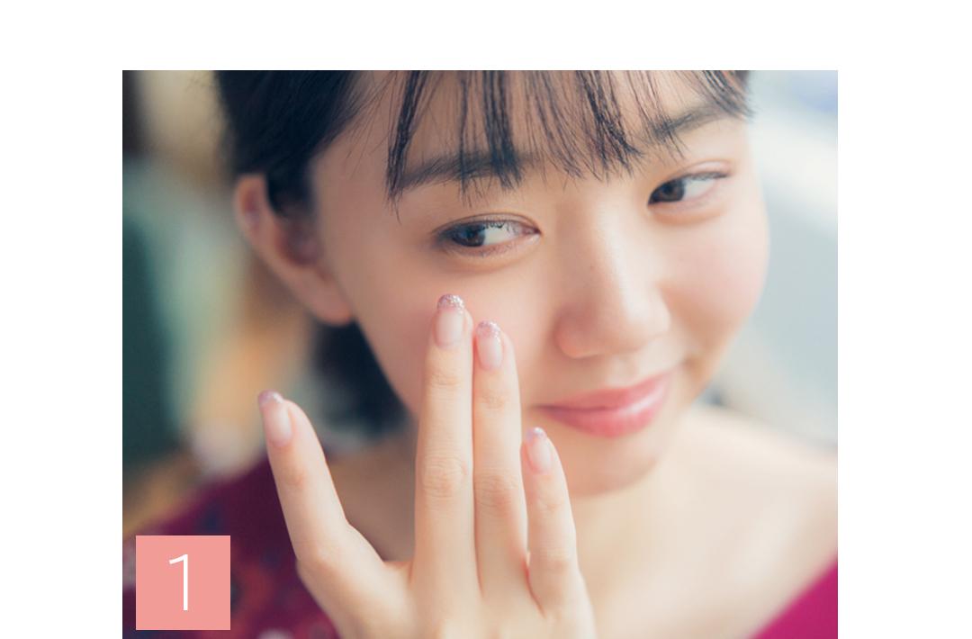 男子モテしたいなら、チークで肌に透明感を演出する「文学少女風」メイクをマスター★_1_4