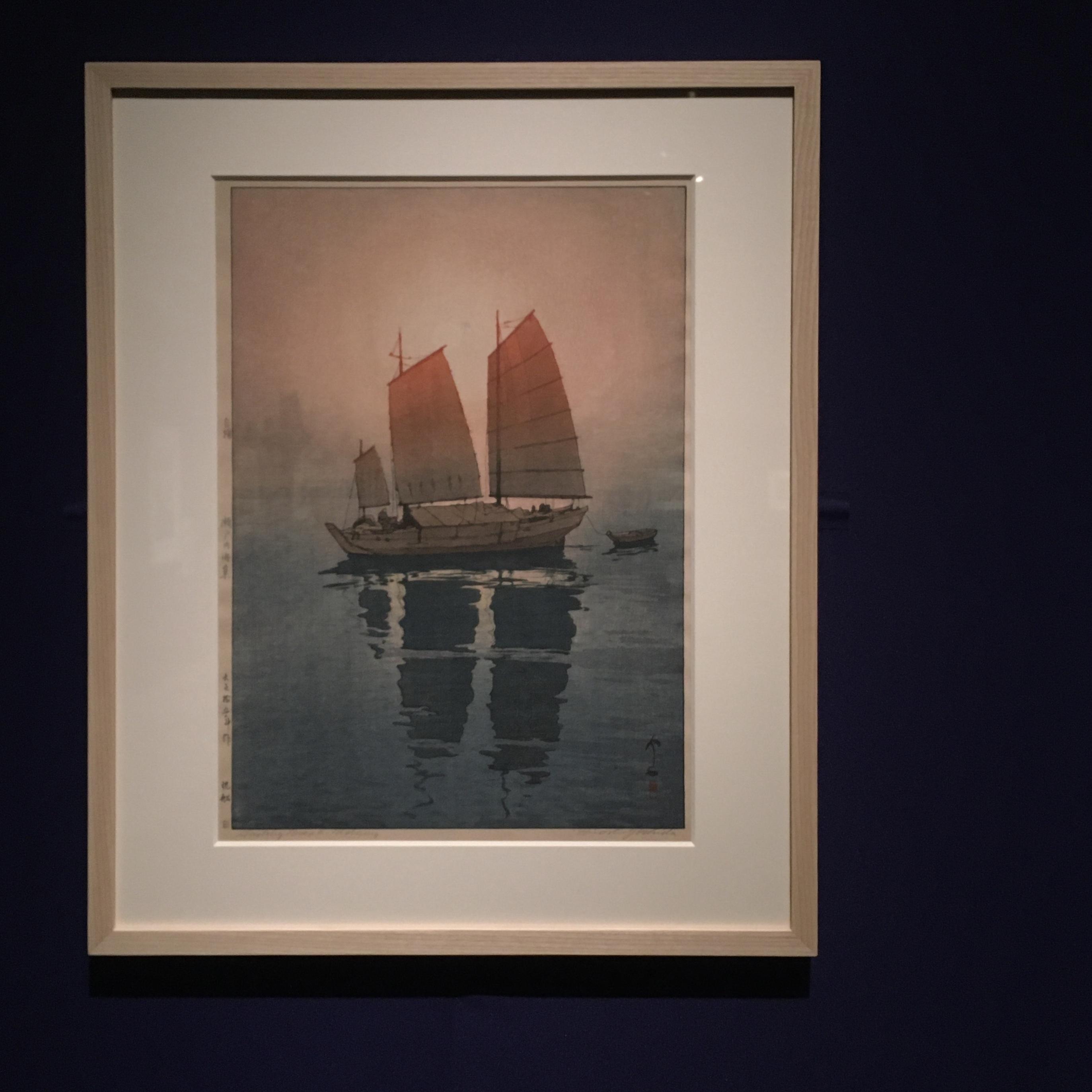 吉田博展で、木版画による世界旅行を。_1_1-1