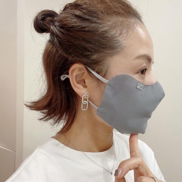 マスク生活を楽しむ!UV対策&マスクコーデ♪_1_1