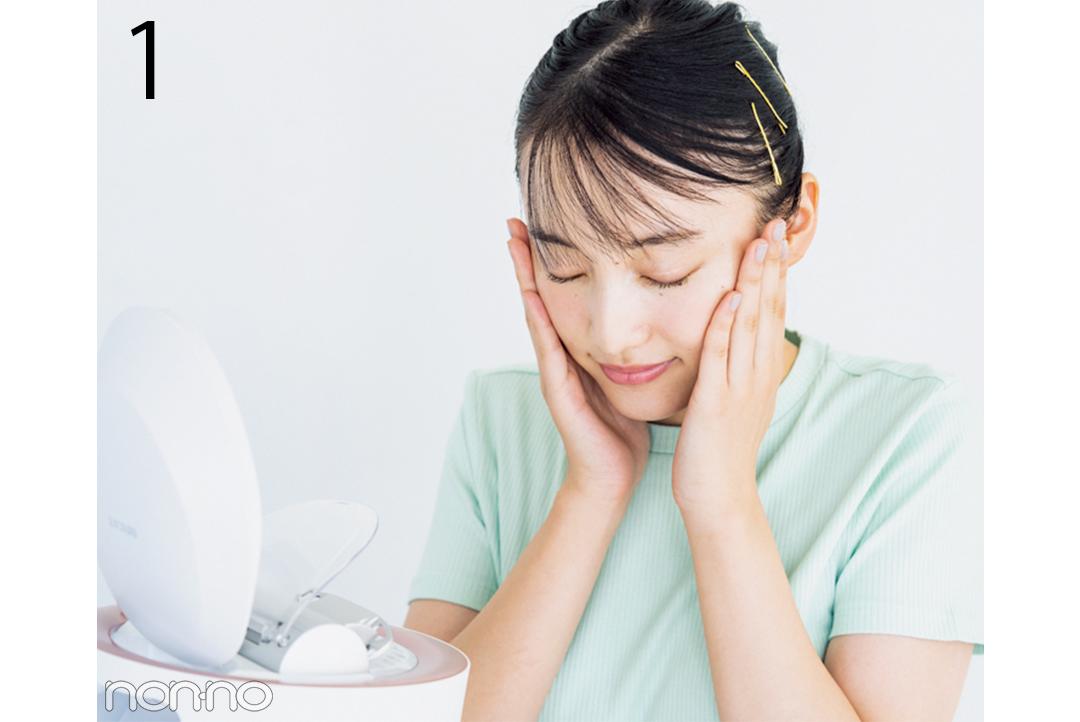 ブルベ&美肌のノンノモデル・山田愛奈のスキンケアをまるっと実況!_1_3-1