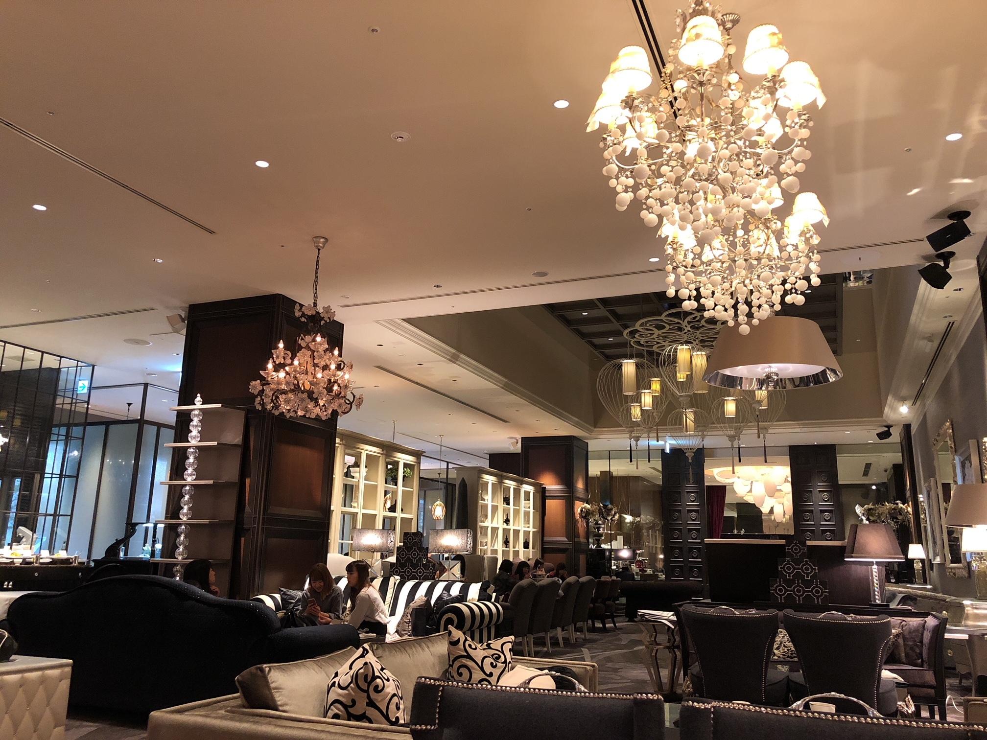 ♡豪華♡幸せ♡ホテルインターコンチネンタル東京ベイ《桜と苺のアフタヌーンティー》_1_1
