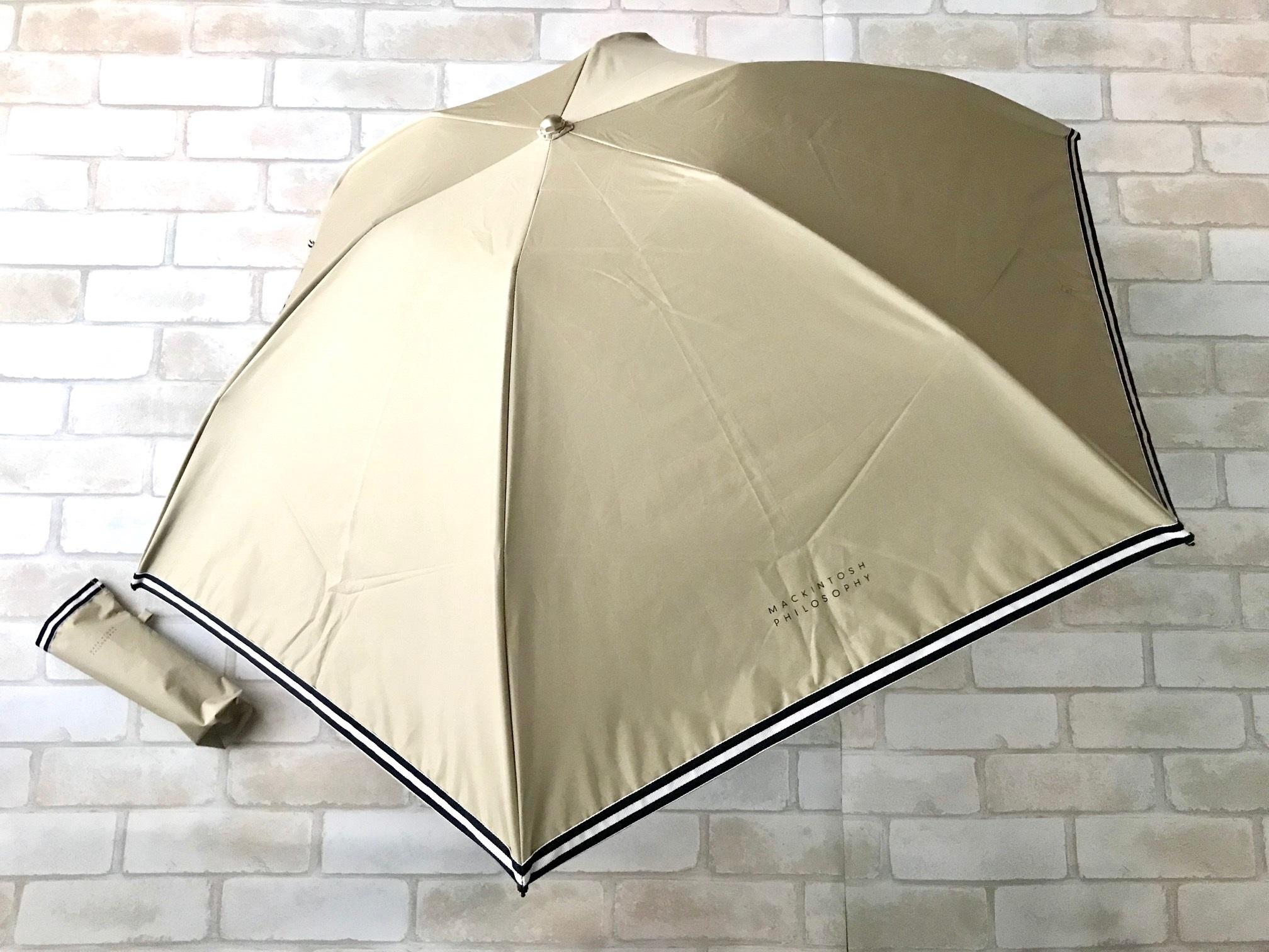 絶対焼けたくない。なら今年はこの日傘です!_1_2
