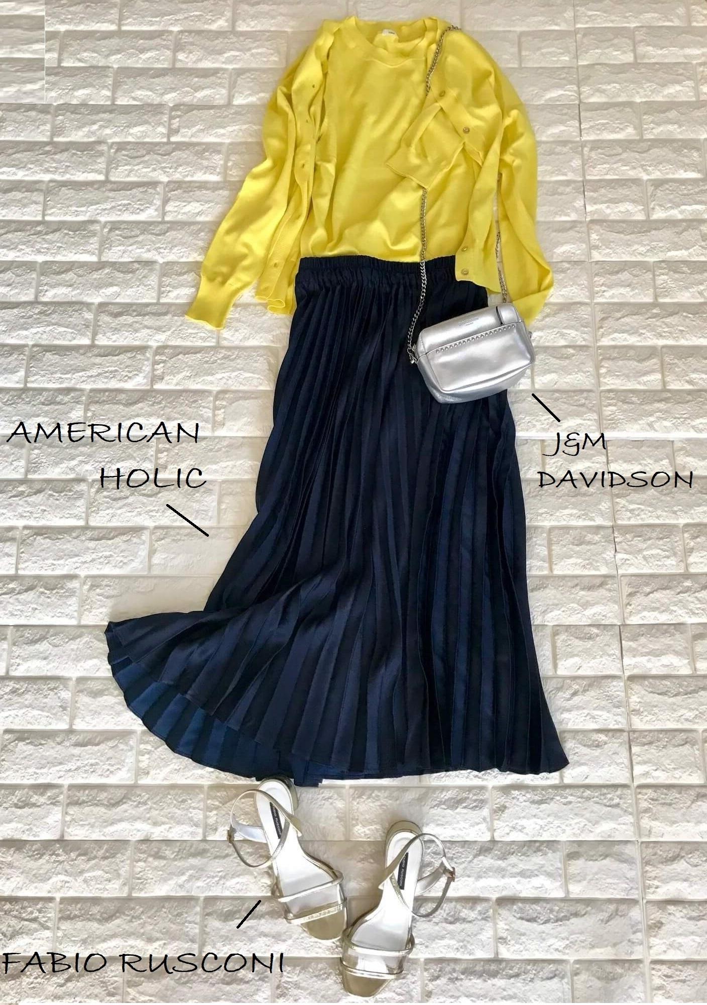 春こそ満喫!アラフォー向け着映えスカート6タイプ|40代レディースファッション_1_17