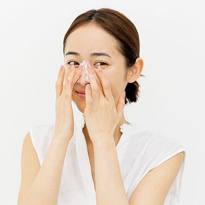 泡洗顔の極意3