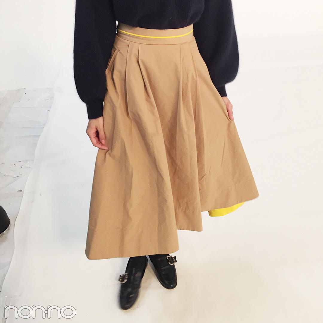 岡田紗佳の冬コーデは黒&ベージュで大人っぽく!【モデルの私服スナップ】_1_2-2