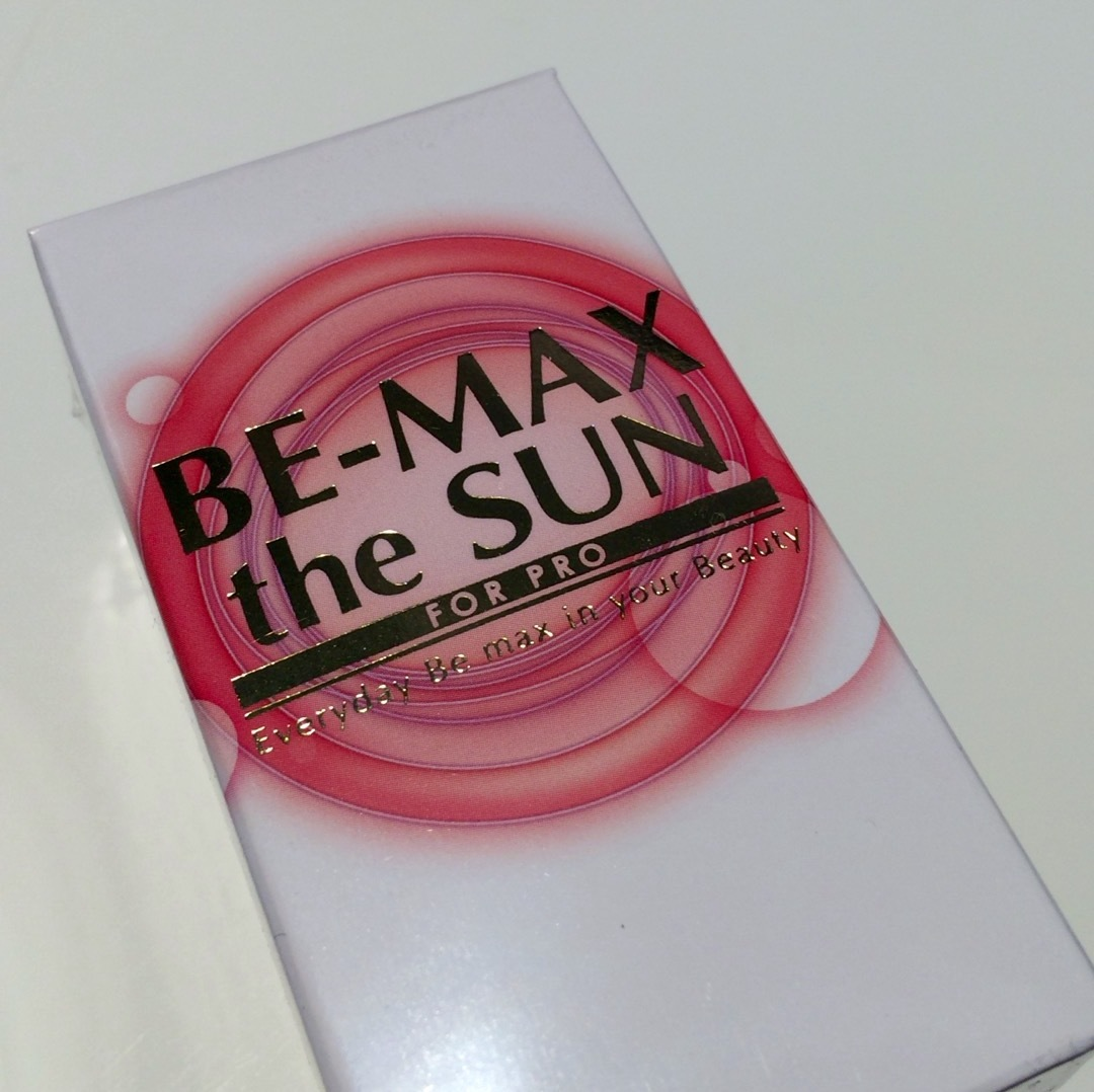 BE-MAX the Sun_1_1