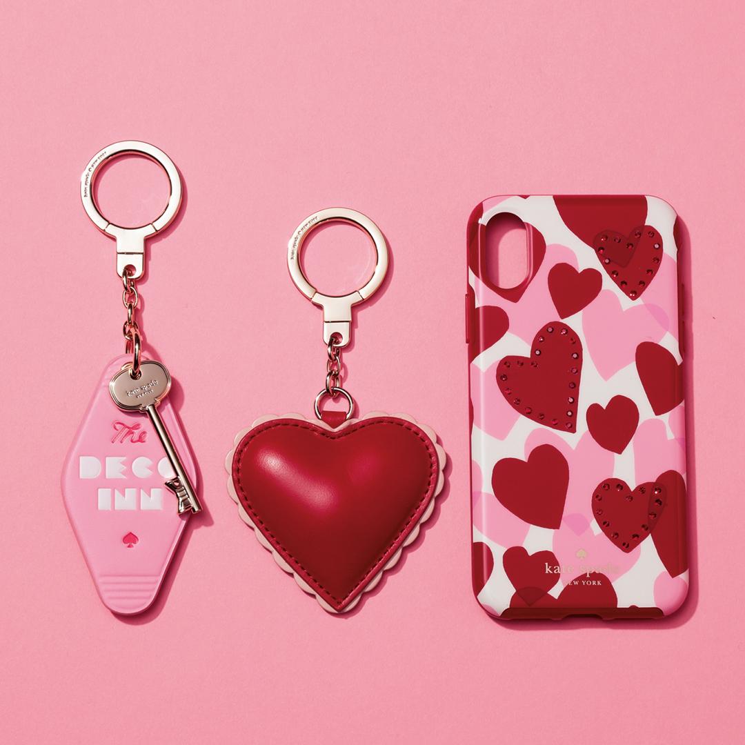 ケイト・スペード ニューヨークの新作お財布&カードケース、iphoneケースまで!_1_2-1