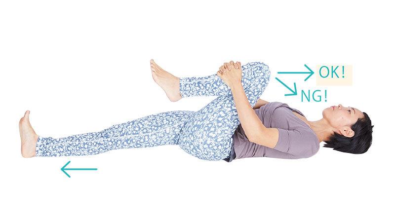 眠る前の腹式呼吸で、深い眠りへ。【キレイになる活】_1_3-7