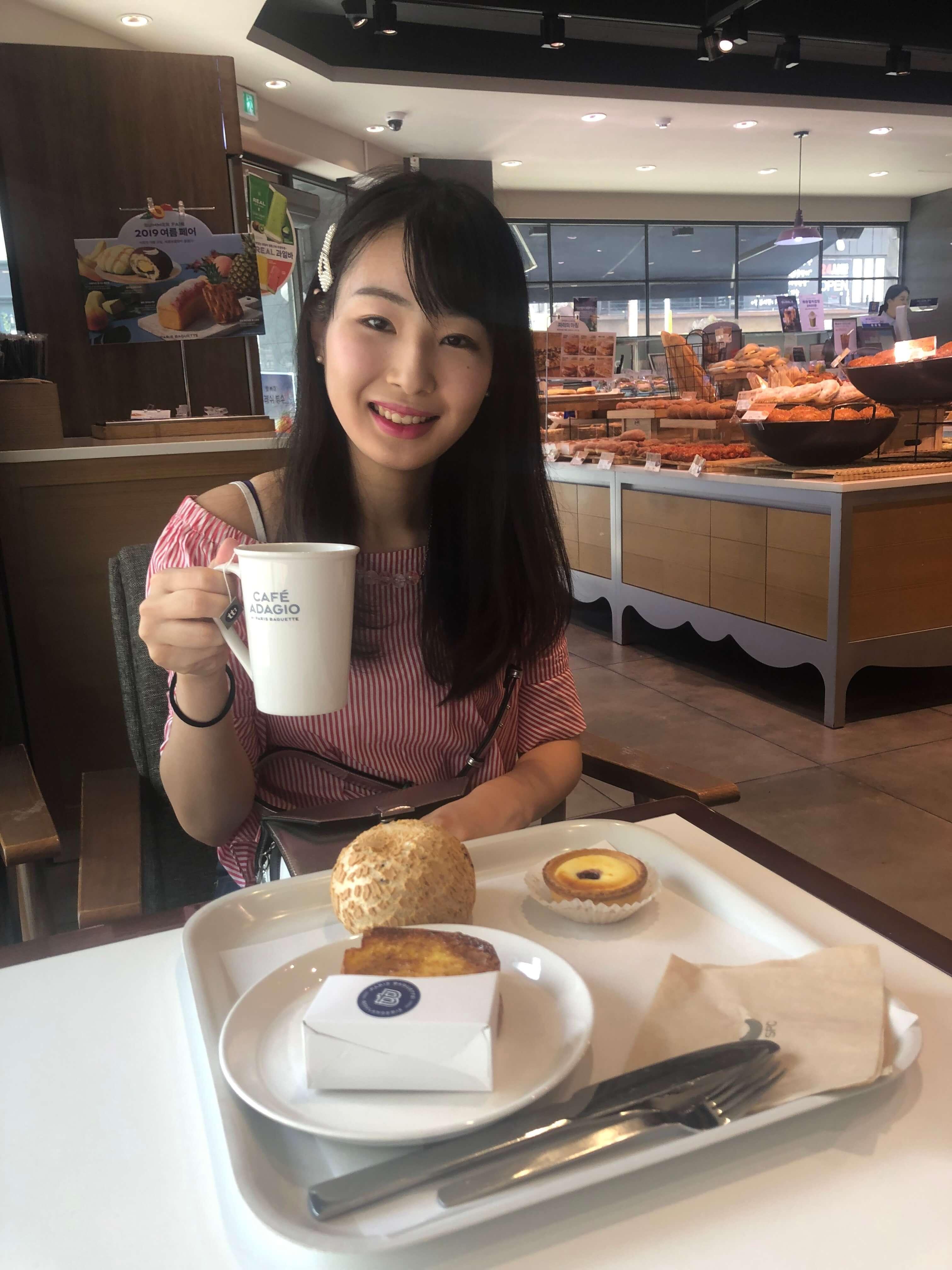 【韓国】日本にもあるチェーン店が最高すぎた❤︎_1_4