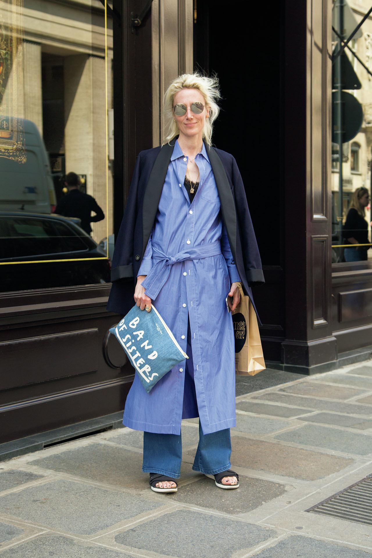 最新の着こなしを分析!パリマダムの夏ファッションスナップ 五選_1_1-1