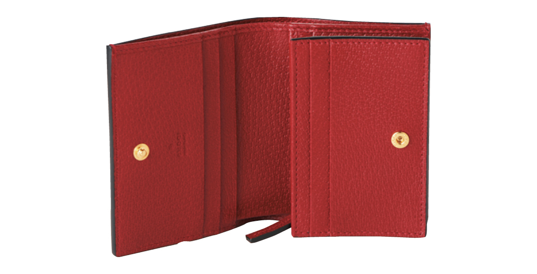 グッチの新作財布★ 中身も見せます!【水晶玉子さんの2020年開運アドバイスつき】_1_4