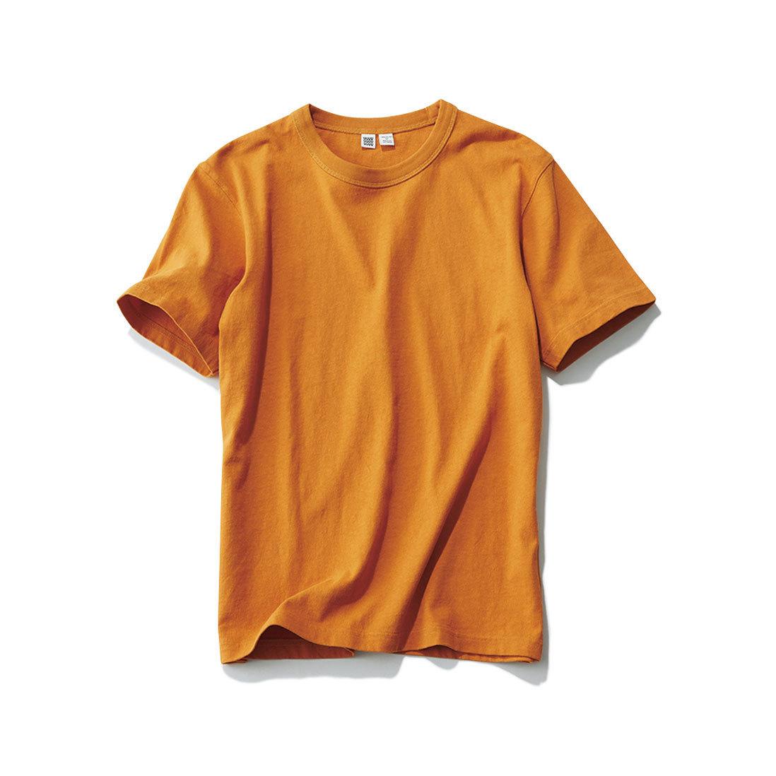 Tシャツ¥1,000/ユニクロ(ユニクロ ユー)