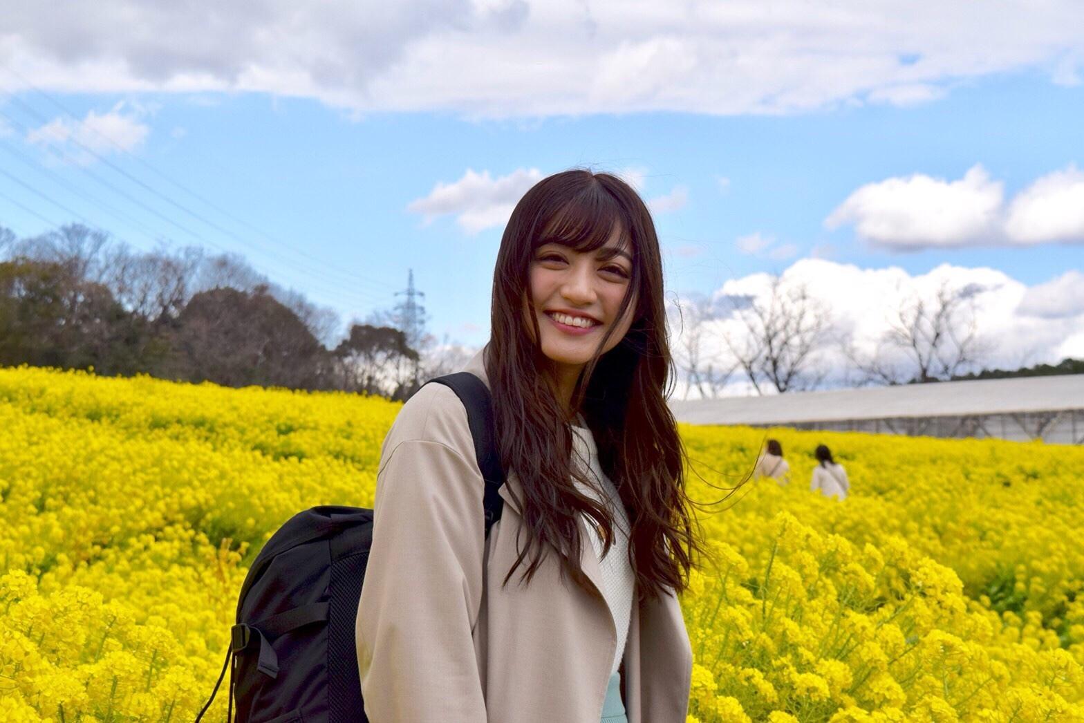 菜の花畑がインスタ映え!!女子5人で名古屋旅行❤︎_1_1