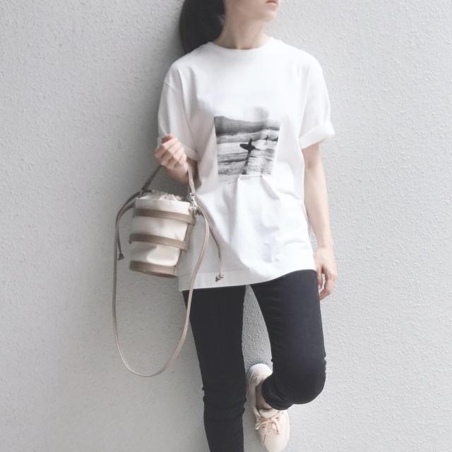 白Tシャツ×デニムをもっとおしゃれに見せる着こなしって?_1_3