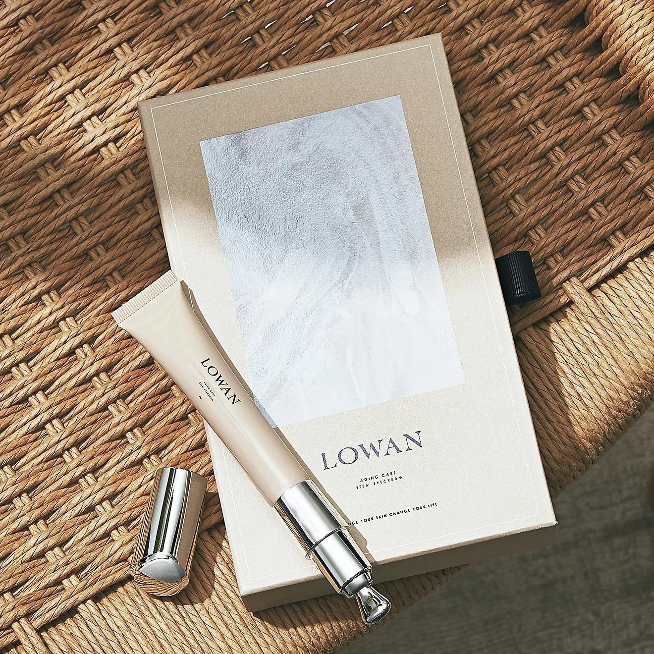 LOWAN LOWAN STEM EYECREAM ¥9,980(税込)
