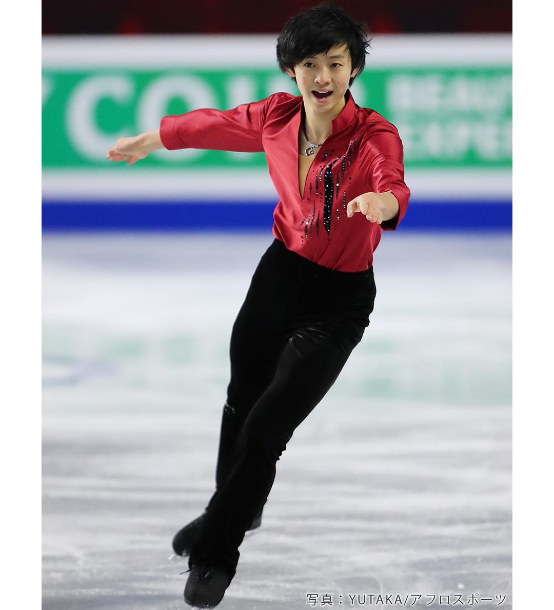 世界中から氷上のイケメンが集結! フィギュアスケート男子フォトギャラリー_1_22