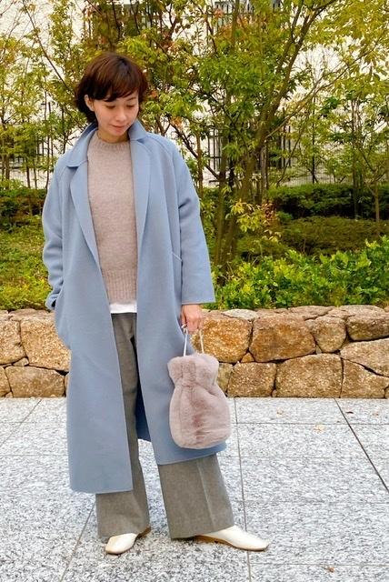 キレイ色コートを纏って華組ランチ_1_1