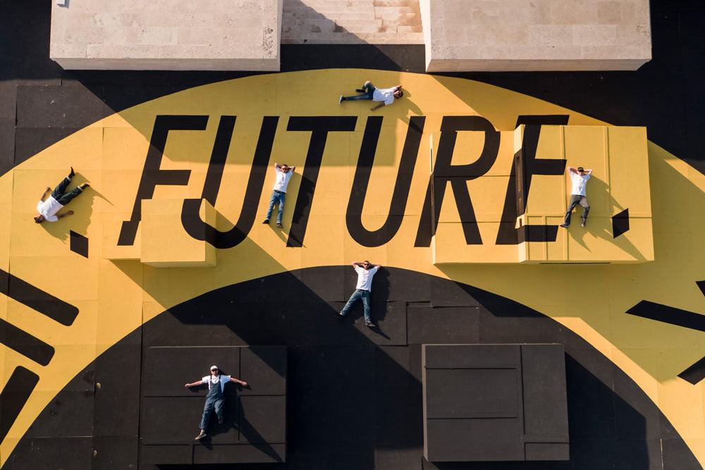 デジタルプラットフォーム「F IS FOR...」によるアート企画「THE RING OF THE FUTURE」