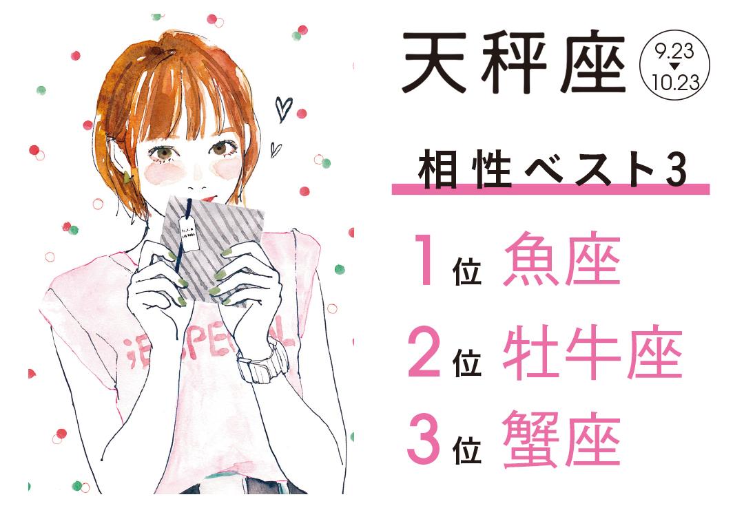 12星座別・2018年夏の恋占い★星座別☆相性ベスト3を発表!_1_1-7