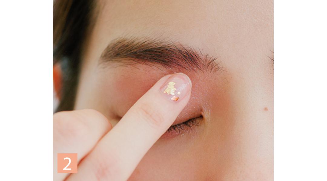 西野七瀬の+2℃メイク♡ 目と眉にじんわりピンクでおしゃれオーラが手に入る!_1_6