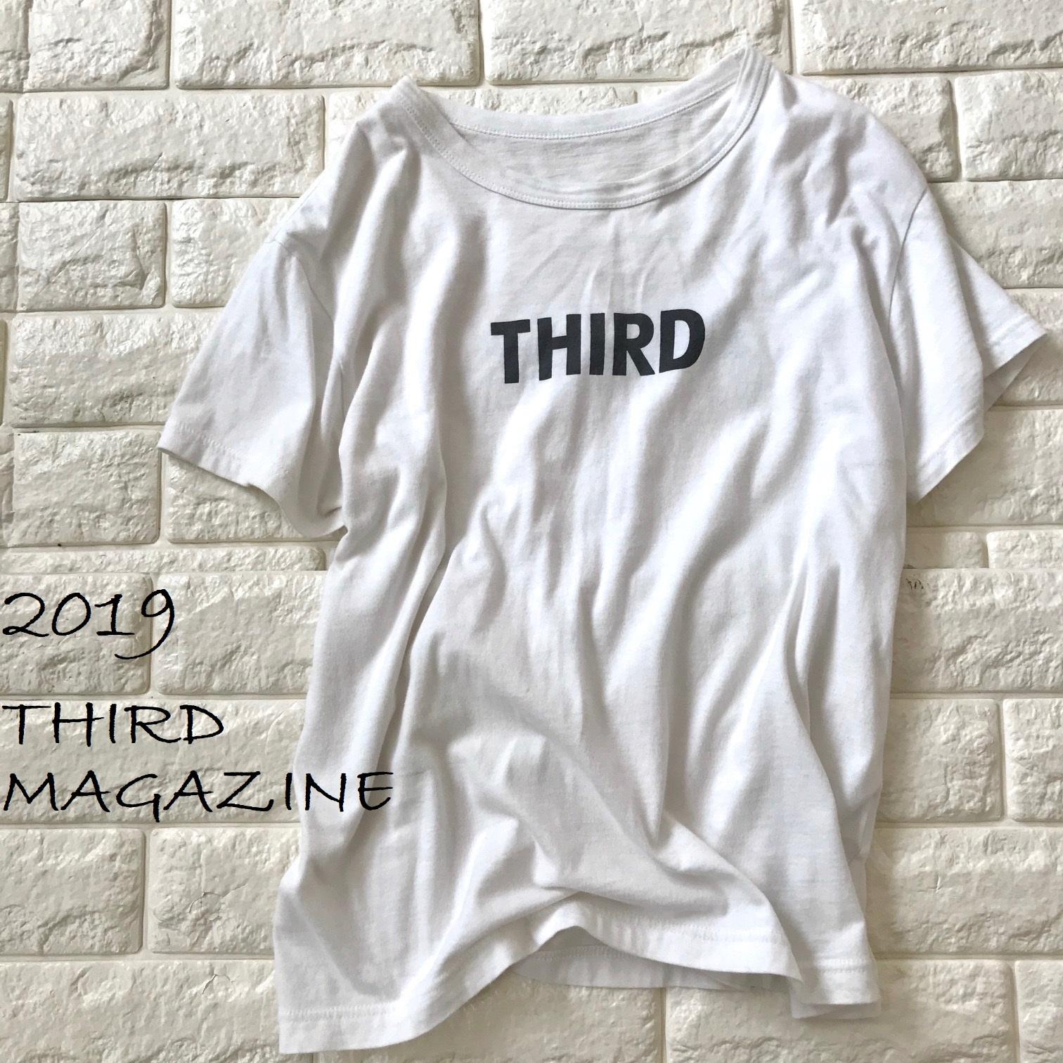サードマガジンTシャツ