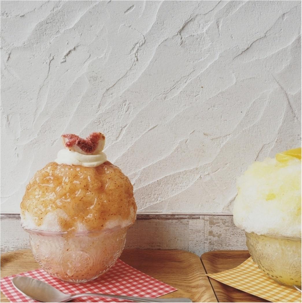 「はいむる珈琲店@武蔵小山」いちじくとクリームチーズ