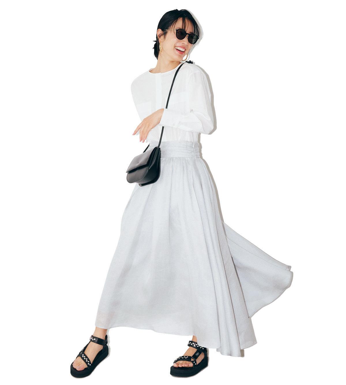 【アラフォーのためのスポサンまとめ】履きやすい! 大人に似合う!夏のカジュアルに必要なのはスポサンだった 40代ファッション_1_2
