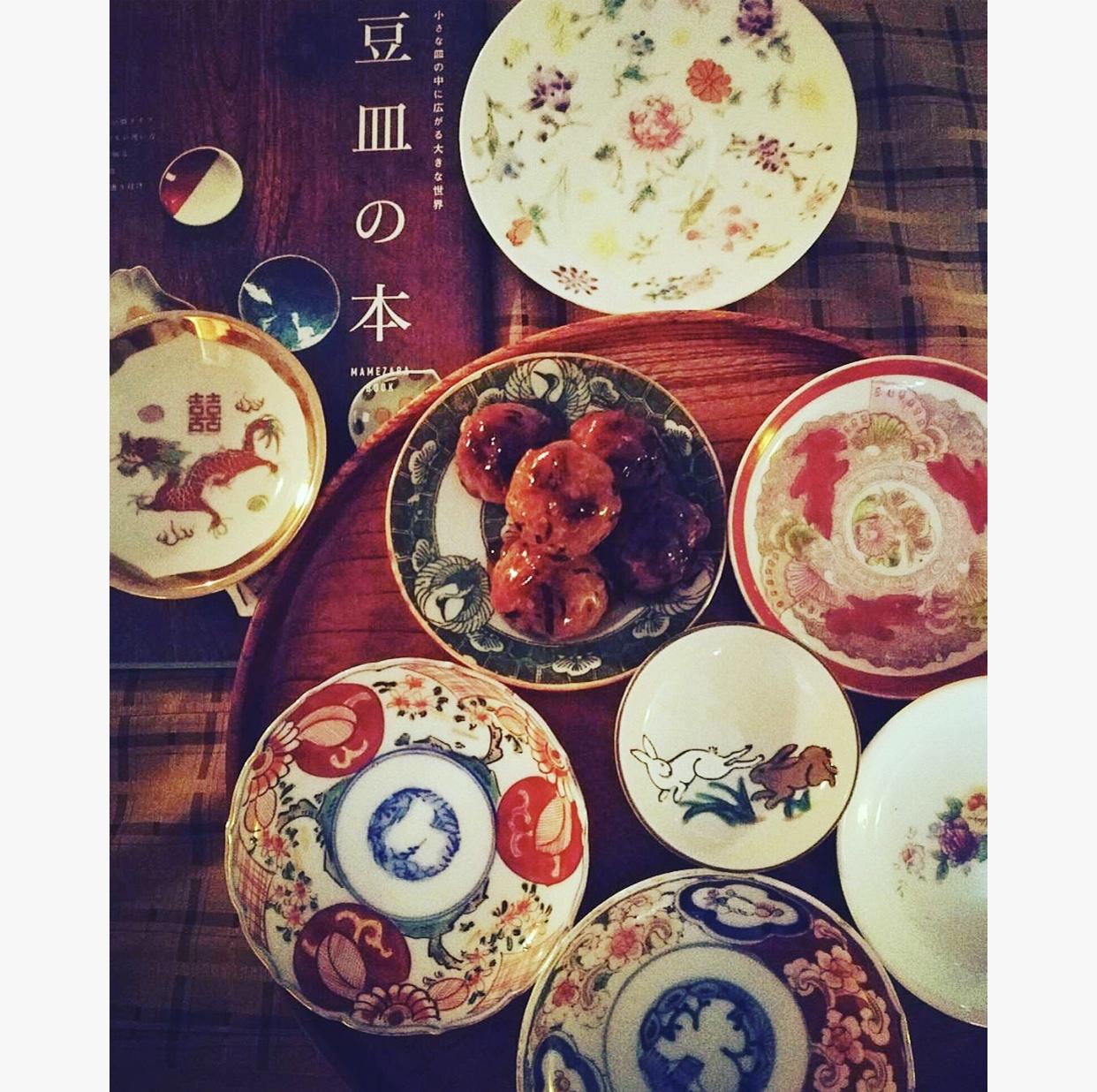 豆皿とワインで、家呑み。_1_1