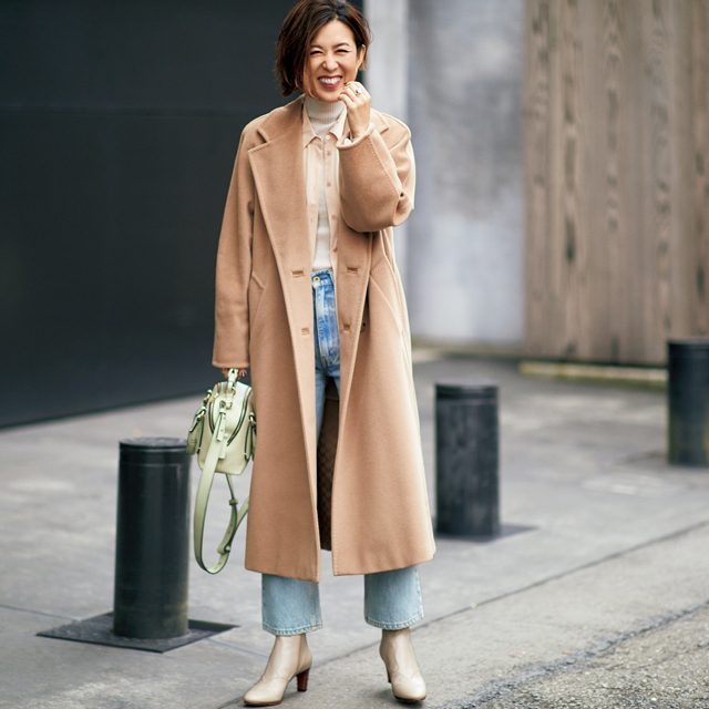 スタイリスト大草直子さんの最新ファッション戦略とは?