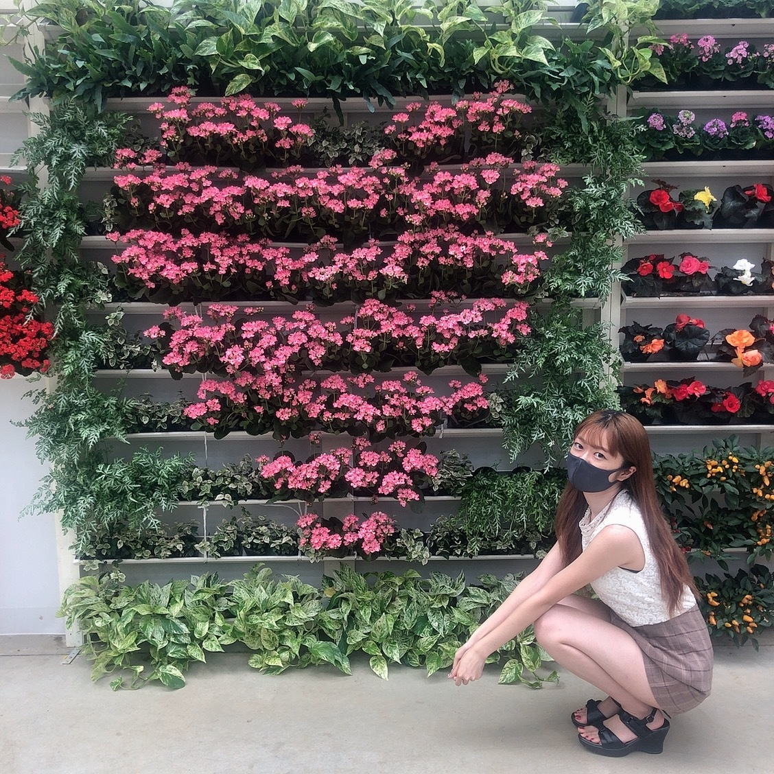 """Vol.84♡ 日本一映える植物園?! 新感覚flower park """"HANA・BIYORI""""_1_4"""