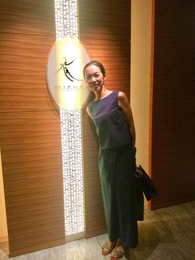 CONRAD東京 水月SPA&Fitness♡太陽光が差し込む、解放感に溢れる空間で♪_1_3