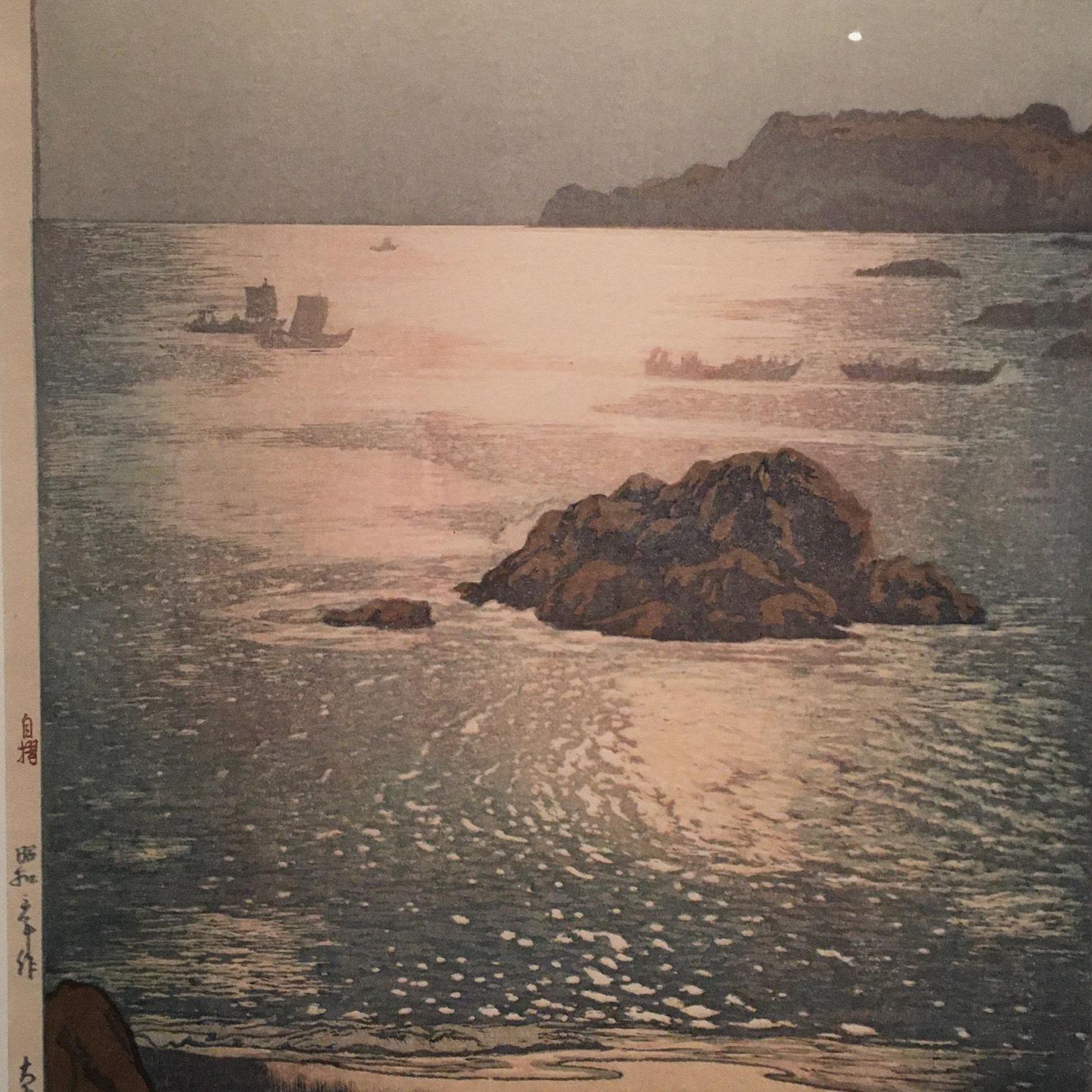 吉田博展で、木版画による世界旅行を。_1_2-4