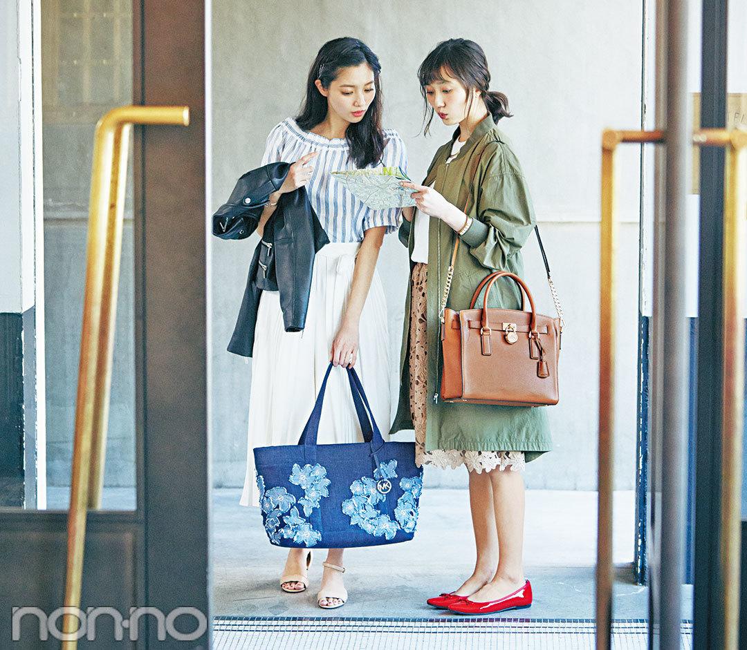 おしゃれな子はもう買ってる♡ 憧れブランドの最新バッグ&小物_1_8