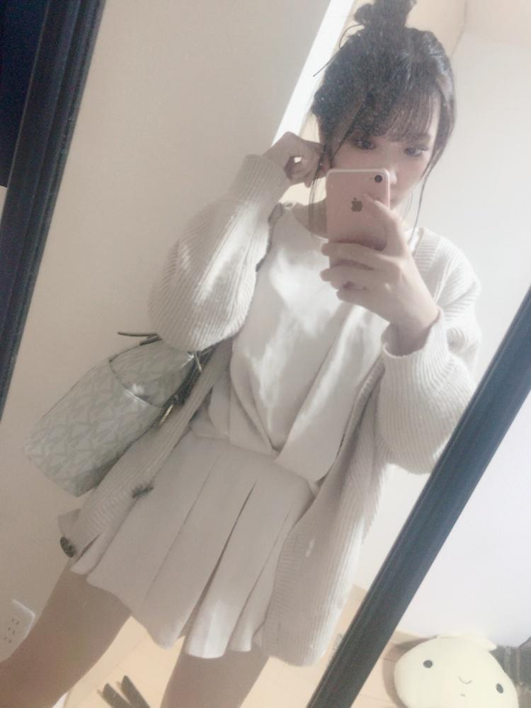 この秋買ったヘビロテ服♡スナのニットカーディガン♡_1_2