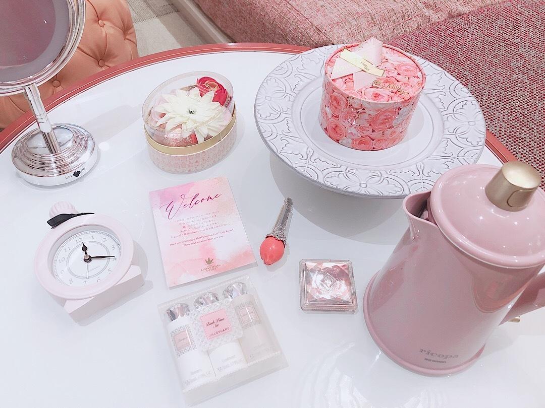 【JILL STUART】girly全開なピンクのホテル♥_1_14
