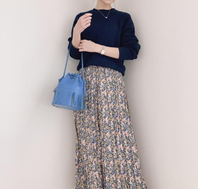 UNIQLO再値下げ790円ニット【momoko_fashion】_1_1-1