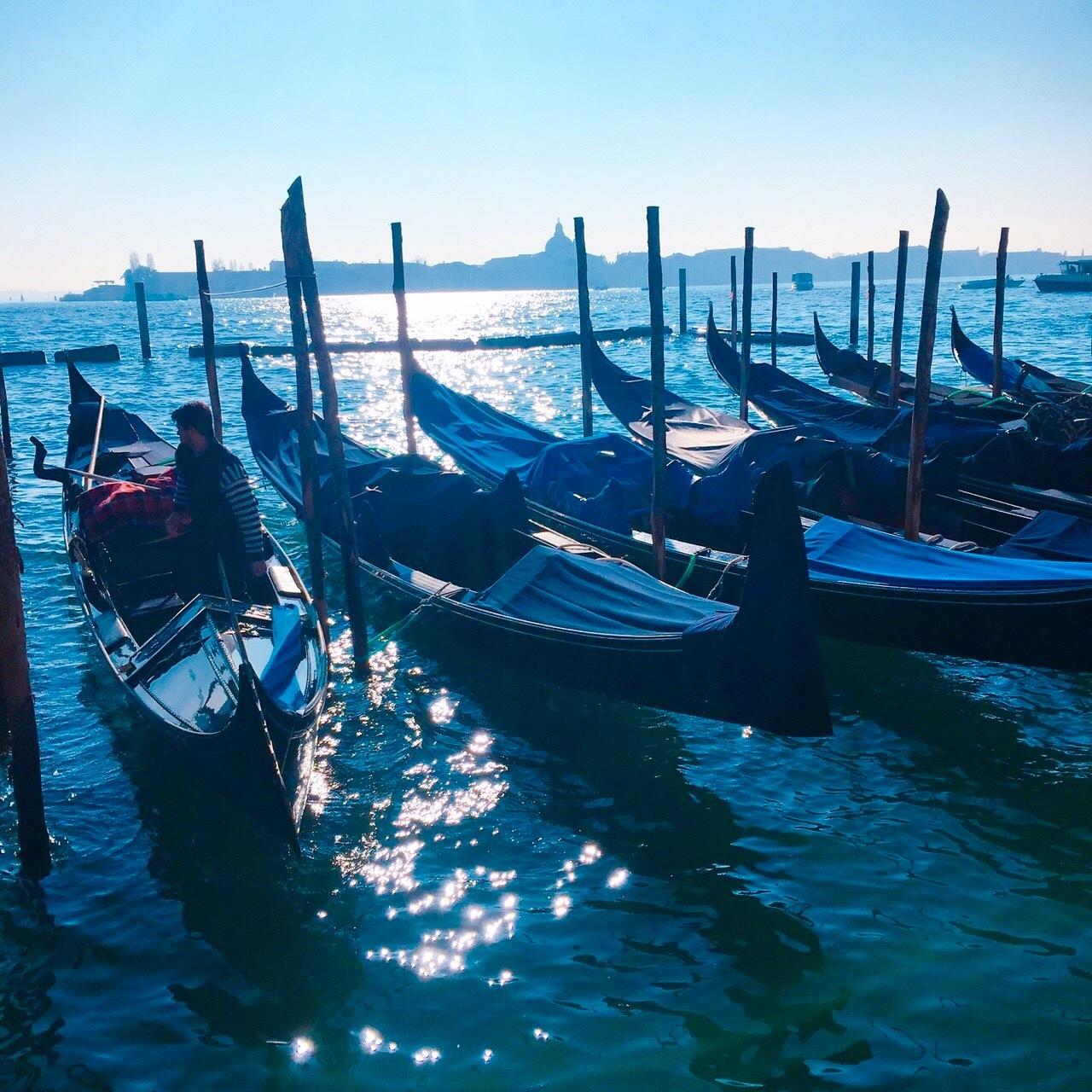 ロマンチックなイタリア旅行 --水の都【ベネチア】を観光--_1_3-2