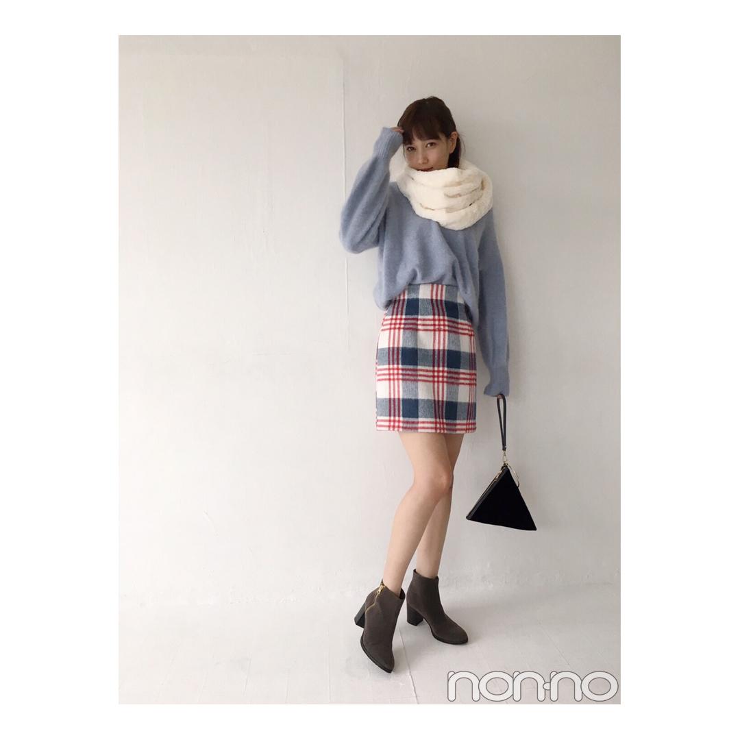 本田翼の大人なミニスカ♡スタイル 【毎日コーデ】_1_1
