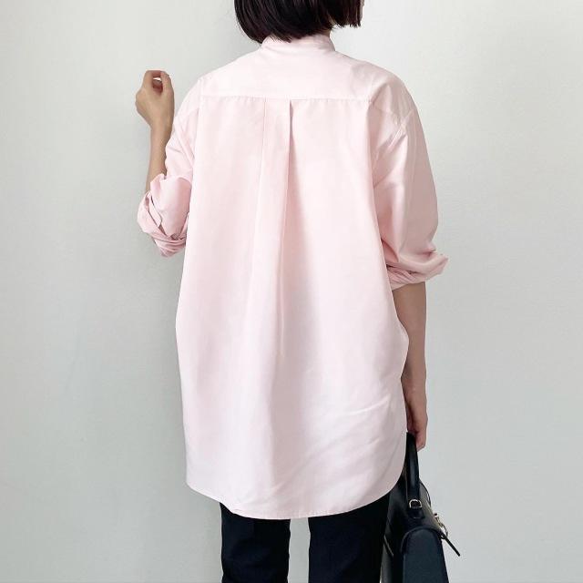 秋の始まりはピンタックシャツから【tomomiyuコーデ】_1_3