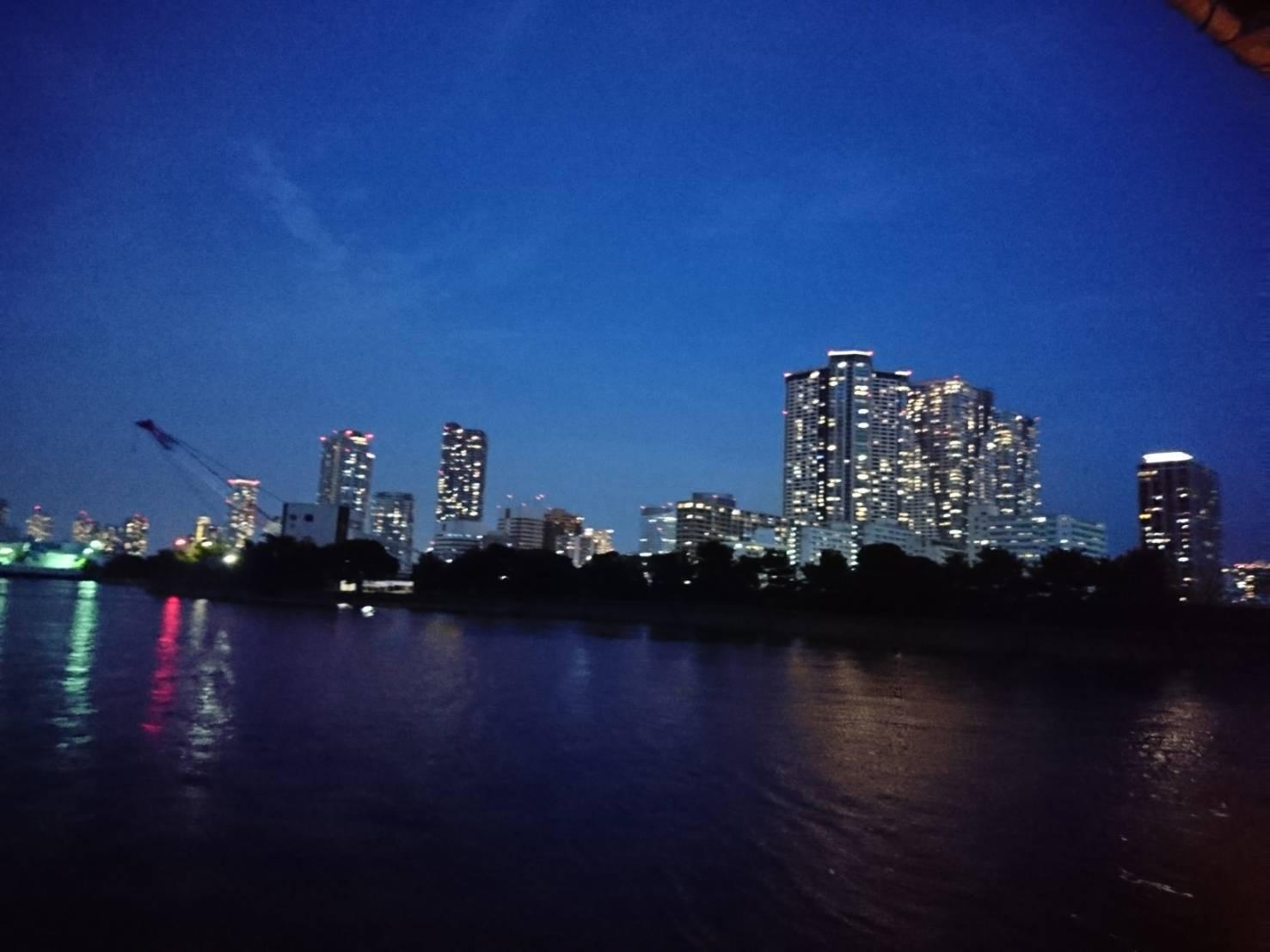 日本茶とアロマと音楽と東京湾と♡_1_7
