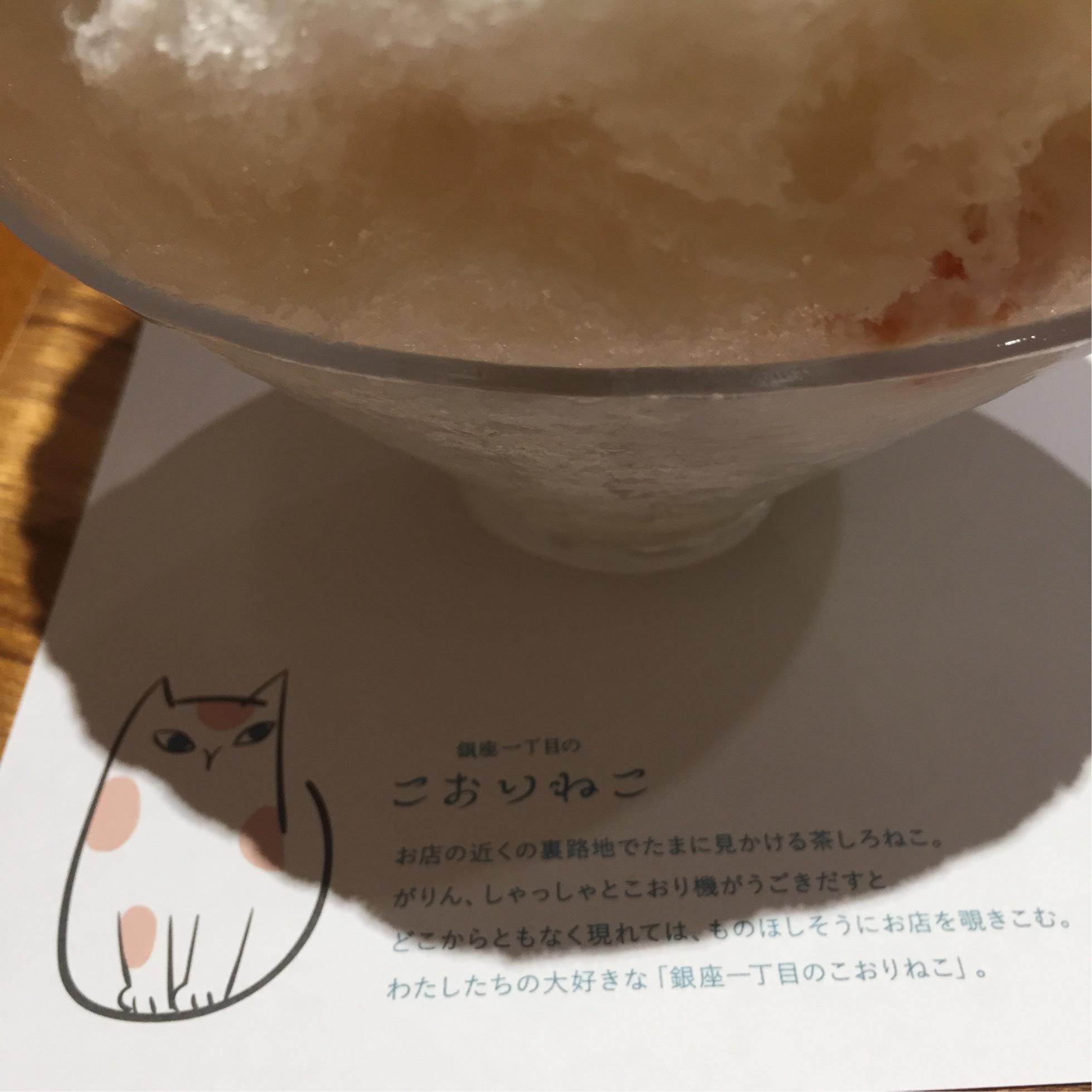 【銀座】美味しすぎる究極のフワフワかき氷♡_1_5